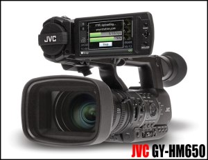 JVC-GY-HM650