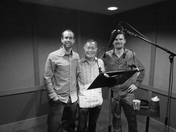 Eoin Duffy, (Dir.), George Takei (nar.) & Jamie Hogan (Prod.)