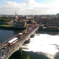 The Final Walk of 'Granny' and the Royal de Luxe.