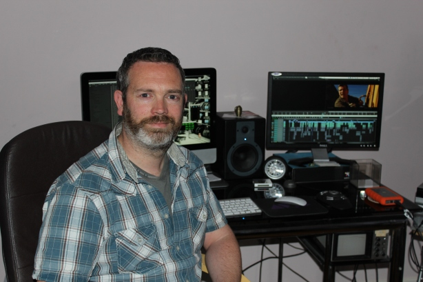 Simon Editing on Kevin Liddy's 'The Suffering Kind'