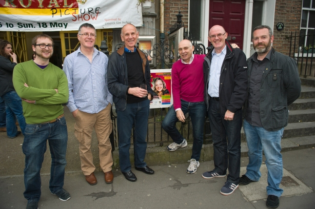 Pete Moles, Declan McLoughlin, Dave Burns, Julian Doyle, Paul Patton, Simon McGuire