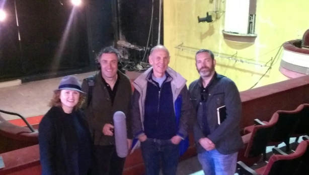 Maeve McGrath, Diarmuid McIntyre, David Burns, Simon McGuire