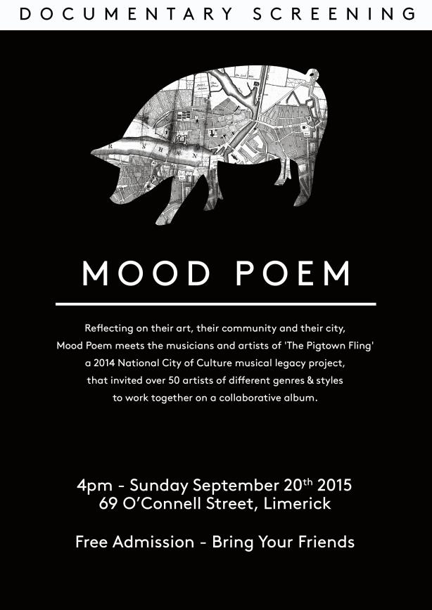 mood poem poster