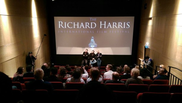 Q&A Session with director Terry McMahon, Actor Moe Dunford and DOP Michael Lavelle
