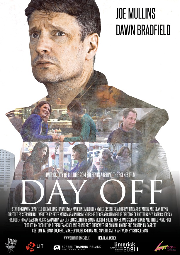 Day Off poster D